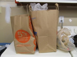 Donation Bags